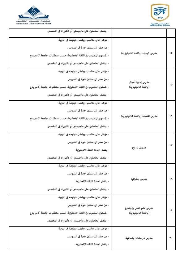 مدارس النيل 3