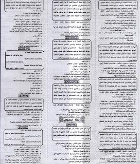 توقعات اللغة العربية للصف الثالث الاعدادى 20162