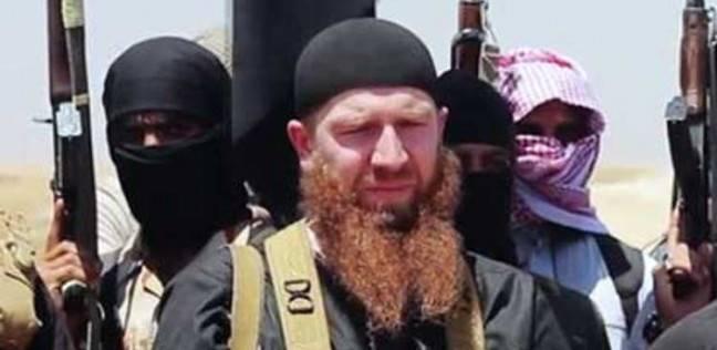 مقتل ابو عمر الشيشاني