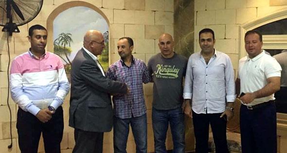 محاكمة حسام حسن بالقاهرة
