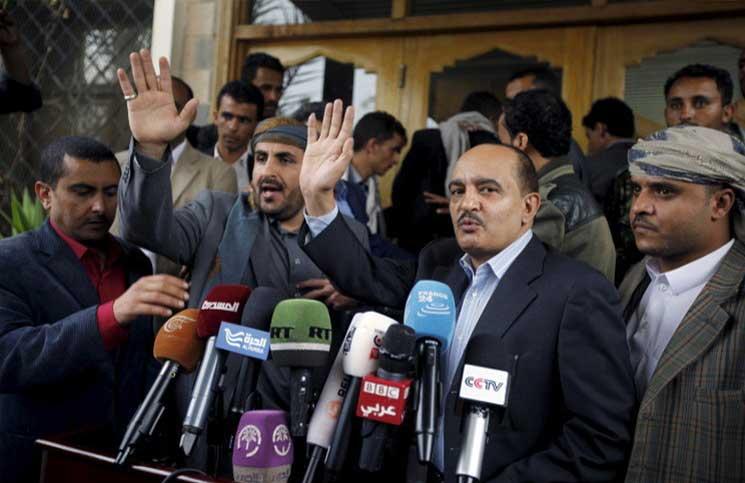 اخبار الازمة فى اليمن