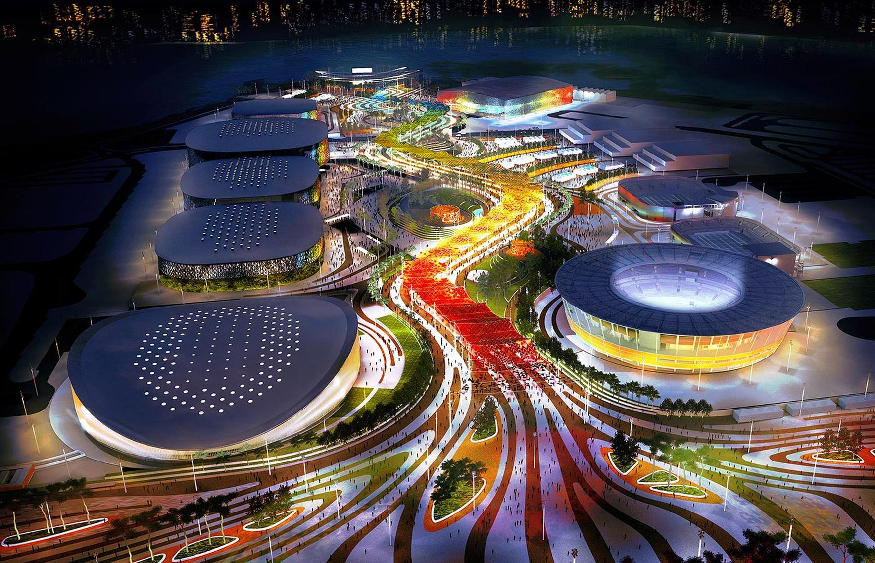 دورة الالعاب الاوليمبية ريو دي جانيرو 2016