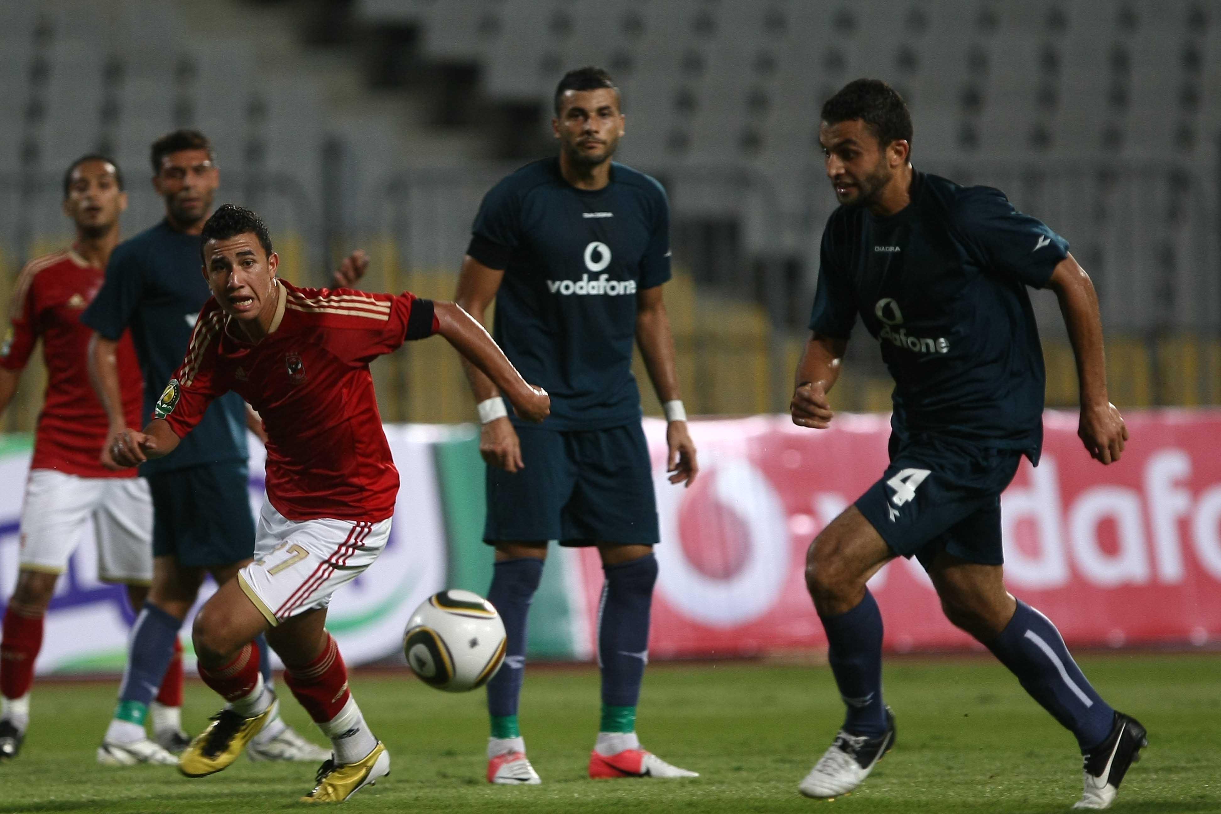 توقيت مباراة الاهلى وانبي اليوم كاس مصر 2016