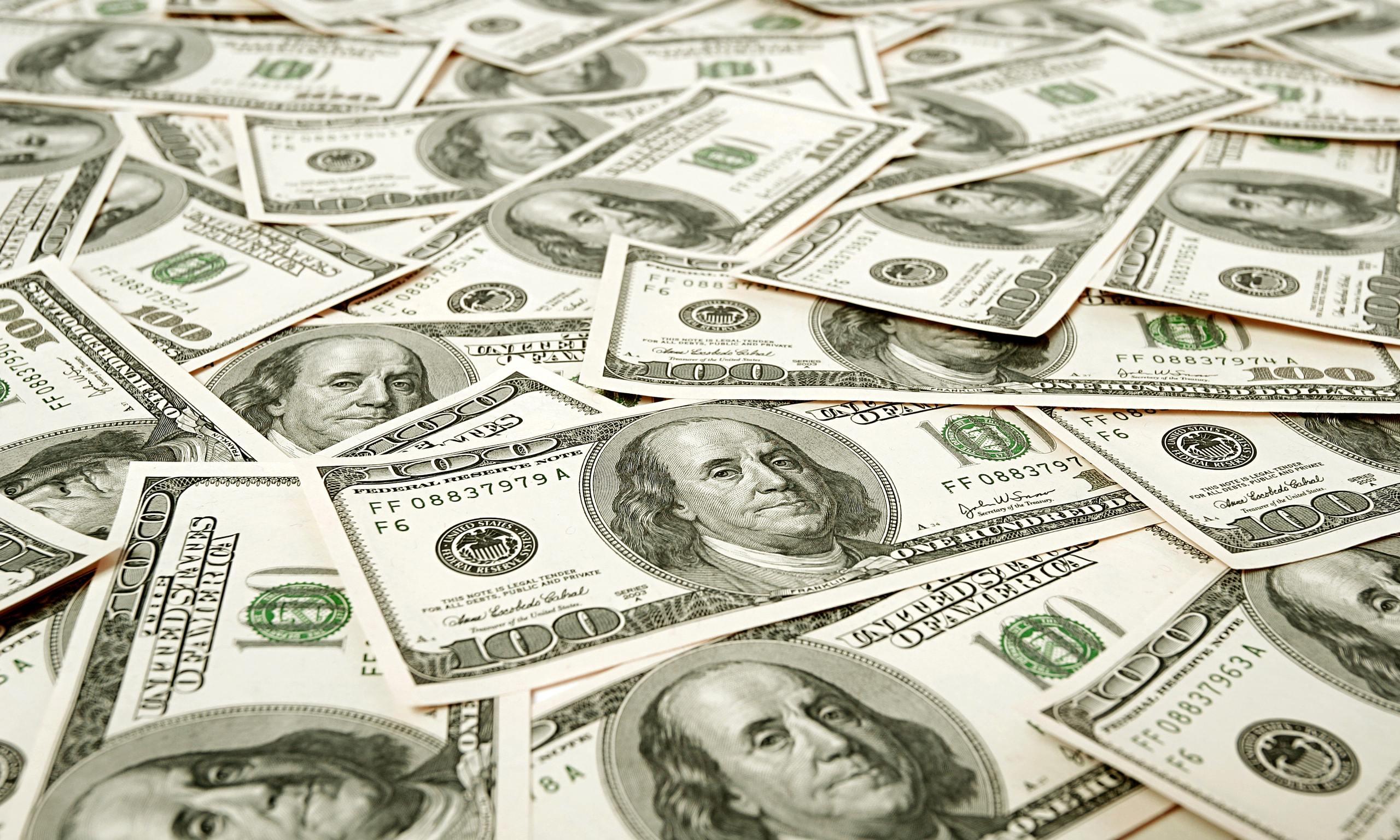 سعر الدولار اليوم في السوق السوداء وشركات الصرافة