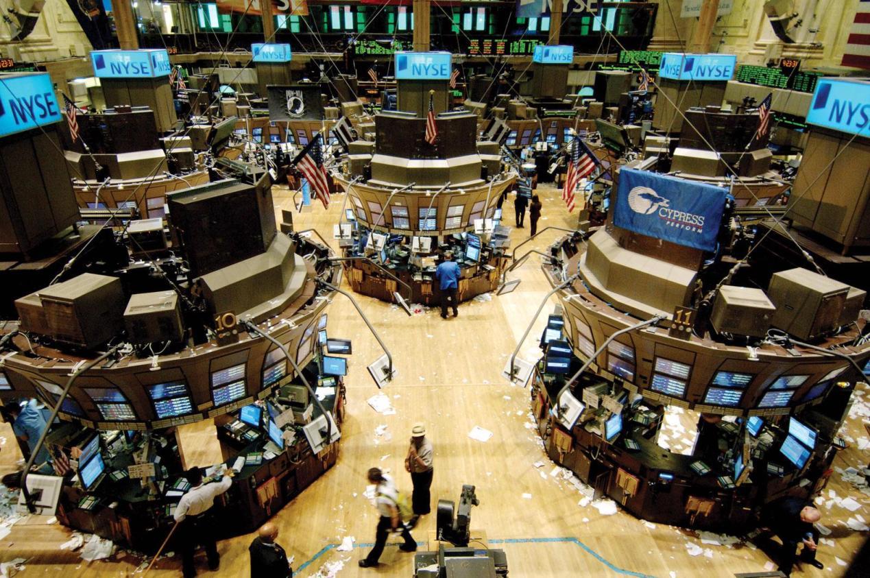 الاسواق المالية