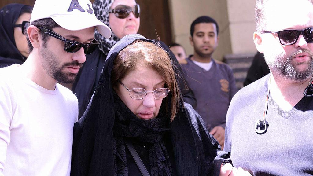 والدة كريم عبدالعزيز