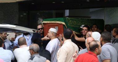 جنازة محمود عبد العزيز